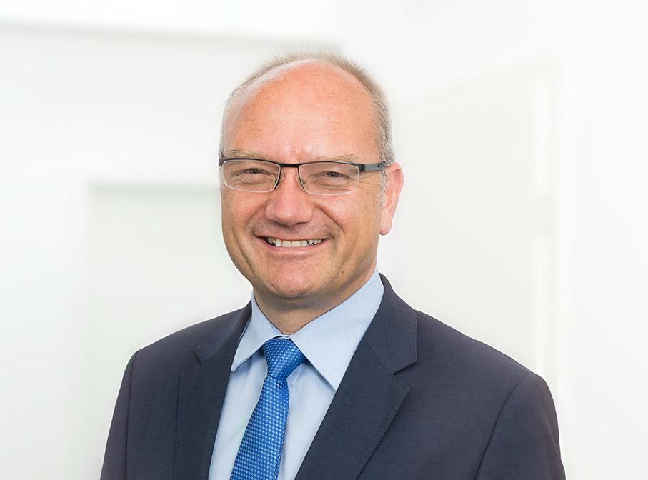 Dr. jur. Erik Silcher - Profilbild