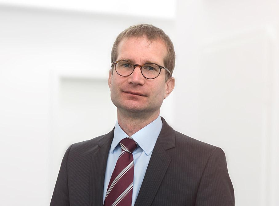 Dr. jur. Norman Häring - Profilbild