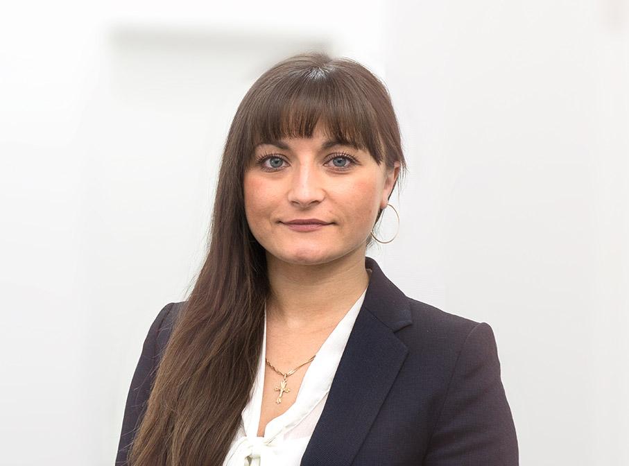 Sarina Vollenweider - Profilbild